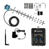 Комплект VEGATEL VT-1800-kit (LED)