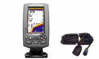 Эхолот Lowrance Hook-4x Mid/High (000-12640-001)