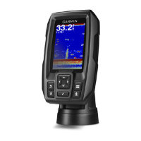 Эхолот Garmin STRIKER 4dv/cv