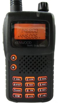 Рация Kenwood TH-F5 Dual Band Turbo